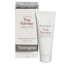 Neutrogena Fine Fairness Cream for men - Mychhotashop