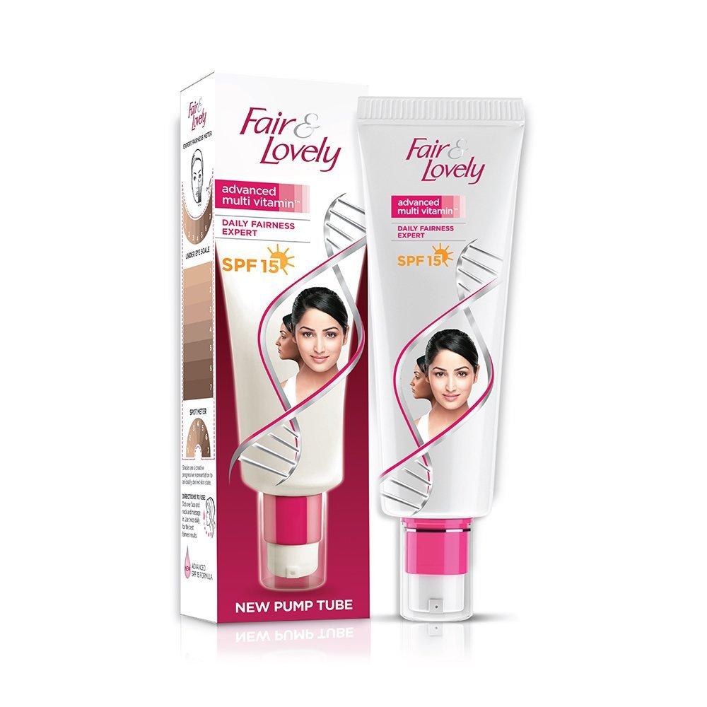 Fair & Lovely Advanced SPF 15 Fairness Cream – Mychhotashop