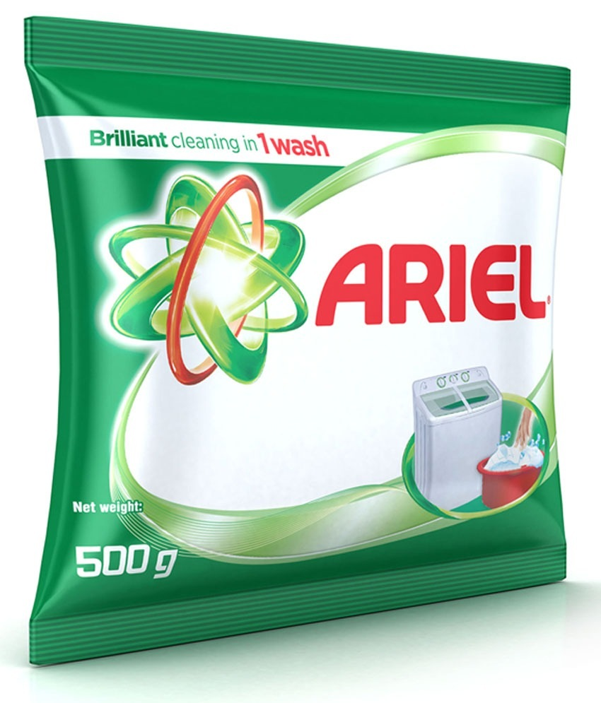 Ariel Washing Detergent Powder Mychhotashop